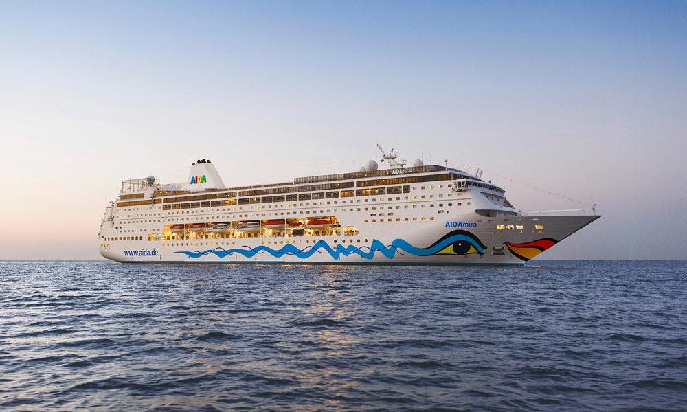 AIDAmira. Foto: AIDA Cruises