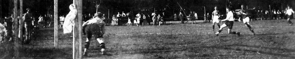 Warnemünde Fußball Landespokal 1930