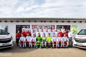 SV Warnemünde Fußball, Saison 2018/2019