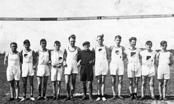 Warnemünder Handballjungs von 1929